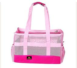 Pet Leso Dodopet Cat Travel Carrier Doggie Soft Sided Carrie