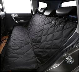 Alfheim Dog Back Seat Cover - Nonslip Rubber Backing with An