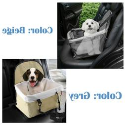 Dog Cat Pet Puppy Safety Car Seat Cover Booster Travel Bag M