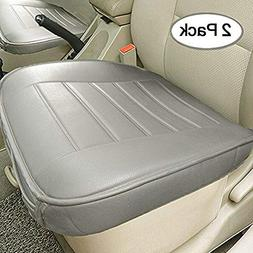 Big Ant Edge Wrapping 2pc Car Front Seat Cushion Cover Pad M