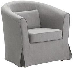The Ektorp Tullsta Chair Cover Replacement is Custom Made fo