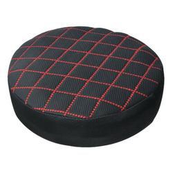 Elastic Band Bar Stool Covers Artificial Silk Top Seat Cover