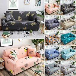 Elastic Sofa Cover Slipcover Stretch Couch Furniture Protect