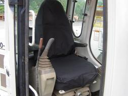 EQUIPMENT SEAT COVER - HIGH BACK - 28