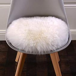 Faux Fur Sheepskin Plush Area Rugs Chairs Sofas Seat Cover H