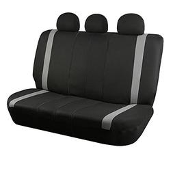 FH Group FB033GRAY013 Bench Seat Cover