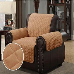 Furniture Protector Pet Cover Quilted Microsuede Chair 70 x