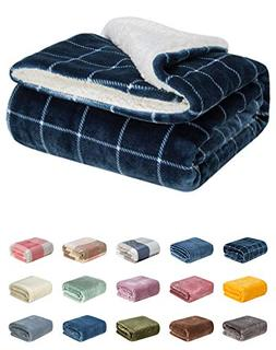 WONDER MIRACLE Fuzzy Sherpa Double Layers Super Thick and Wa