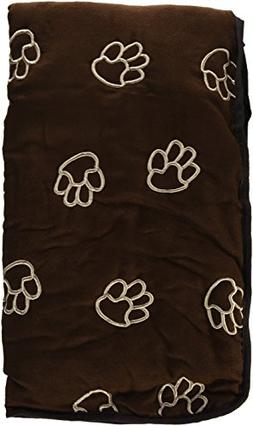 Guardian Gear Pawprint Single Car Seat Covers - Polyester Ca