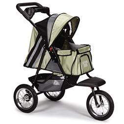 Guardian Gear Sprinter EXT II Stroller for Dogs and Cats, Sa