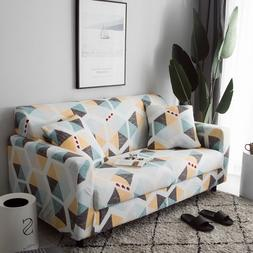 geometric sofa <font><b>cover</b></font> elastic for pets fo