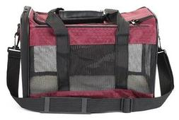 Sherpa To Go Pet Carrier Raspberry Medium Size Airline Appro