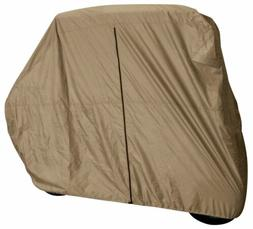 Golf Cart Storage Cover for Golf Carts with Rear Seat