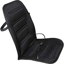 OxGord Heated Car Seat Cushion - Auto Seat Cover Warmer Auto