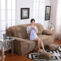 Home Sofa Covers Universal Seats Slipcover 2-4 Chair Protect