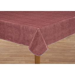 Illusion Weave Vinyl Table Cover by HSK
