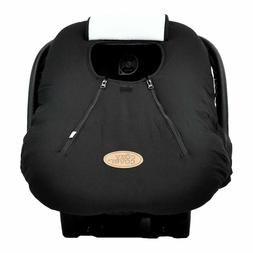 Cozy Cover Infant Car Seat Cover Black