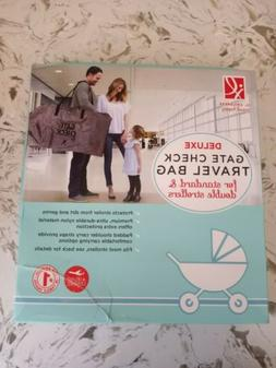 J.L. Childress Gate Check Bags for Standard/Double Strollers