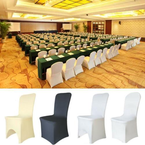 100 universal chair covers stretch spandex