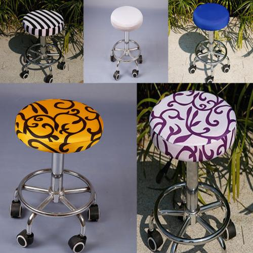 11 14 home bar stool covers round