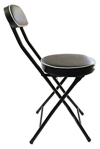 Sensational Wees Beyond 1209 Cushioned Padded Folding Stool Creativecarmelina Interior Chair Design Creativecarmelinacom