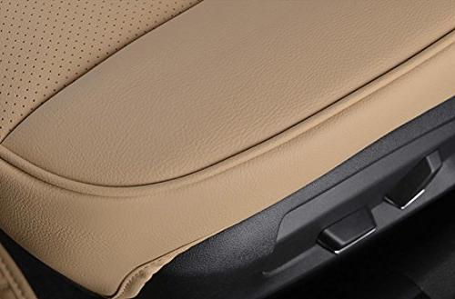 EDEALYN seat for Most Four-Door Sedan&SUV,Single backrest