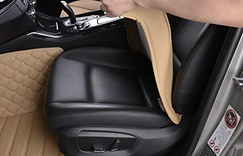 EDEALYN Car seat seat Cover for Four-Door backrest