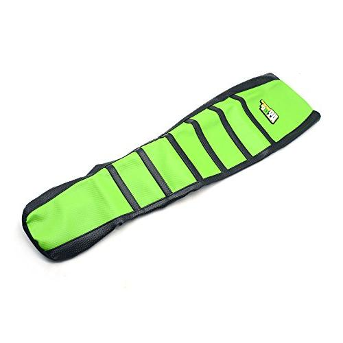 JFG RACING Gripper Rubber Soft Seat MX KLX300 - Green