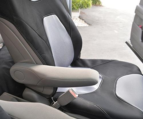 Motor Trend Layer Waterproof Seat - Quick Install - OS-274-GR