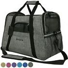 Mr. Peanut's Airline Approved Soft Sided Pet Carrier, Two-To