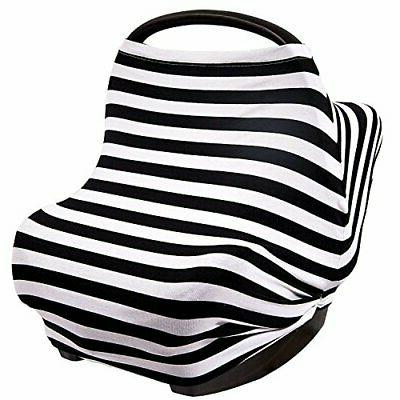 baby car seat cover multi use nursing
