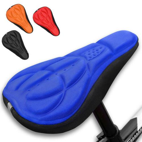 Mountain Road Bike Saddle Cover Bicycle Seat Extra Comfort P