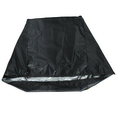 Boat Cover, Outdoor Waterproof Pontoon Captain Bench Chair Seat z1s
