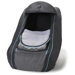 Brica SmartCover; Infant Car Seat Cover - Black