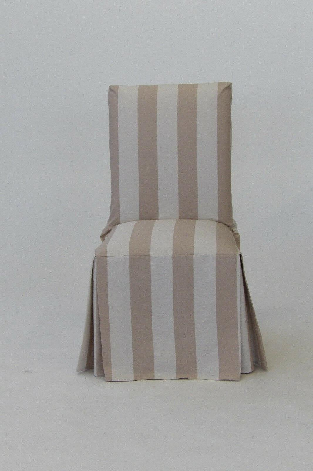 Classic Slipcovers Long Chair