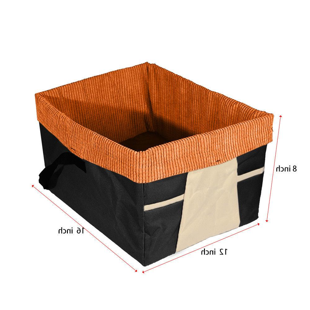 Car Carrier Pet Booster Durable Bag Puppy Dog Cover