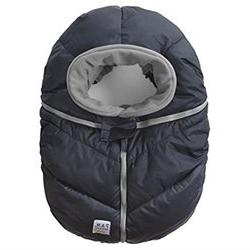 7AM Enfant Car Seat Cocoon: Infant Car Seat Cover Micro-Flee