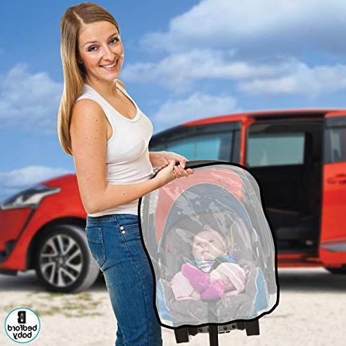 Car Cover – Universal Shield Maxi COSI Snow Dust - by Bedford Baby