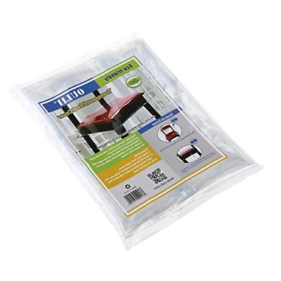 HOMEMAXS PVC Dining Removable, Pack of