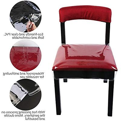 HOMEMAXS Chair PVC Removable, of