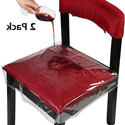 chair protector waterproof pvc dining chair covers
