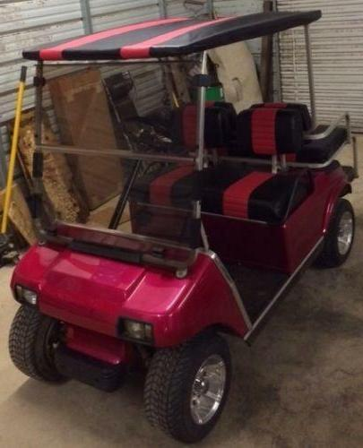 Club Cart Custom Cover Set Staple