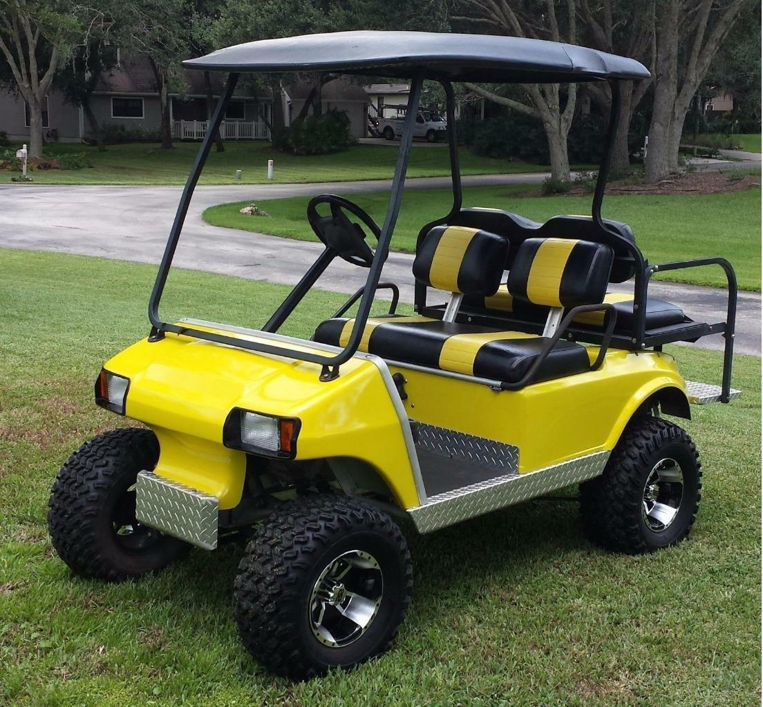 Club Car Cart Set - Staple