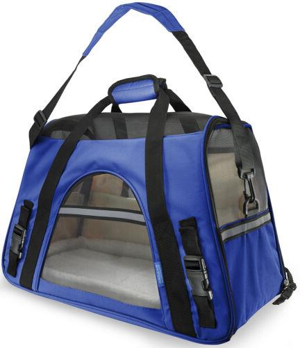 comfort carrier soft sided pet