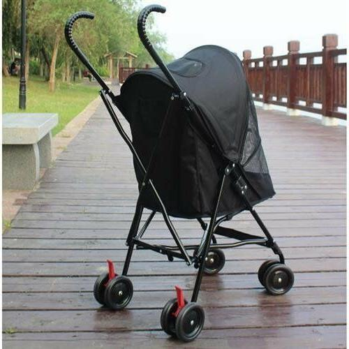 Comz Light Pet Carrier Stroller Cart for -