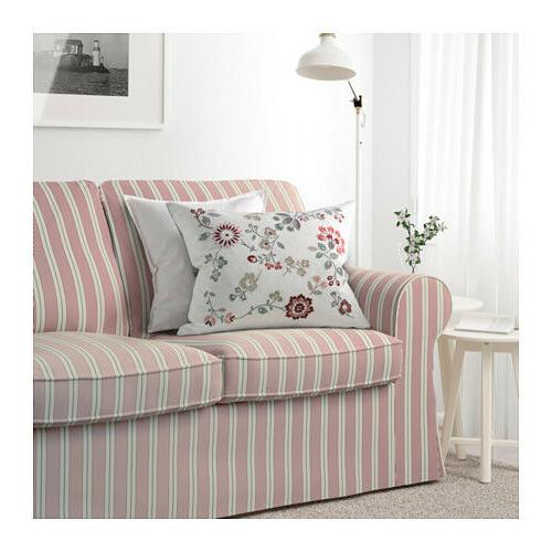 IKEA Cover for Loveseat 2 Slipcover Mobacka Striped