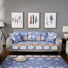 Cute Cartoon Sofa Mat Slipcover Couch Furniture Protector Co