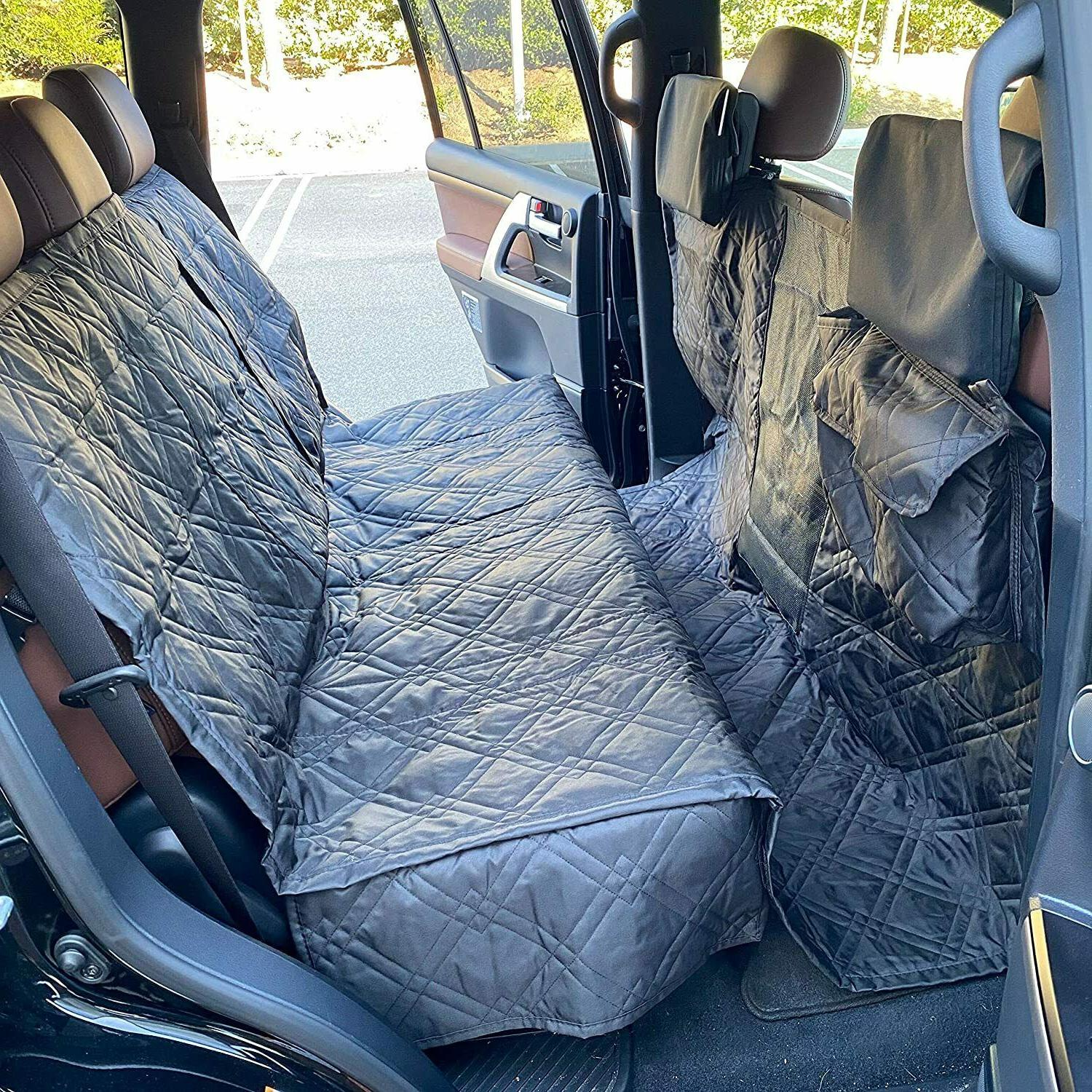 deluxe quilted padded seat