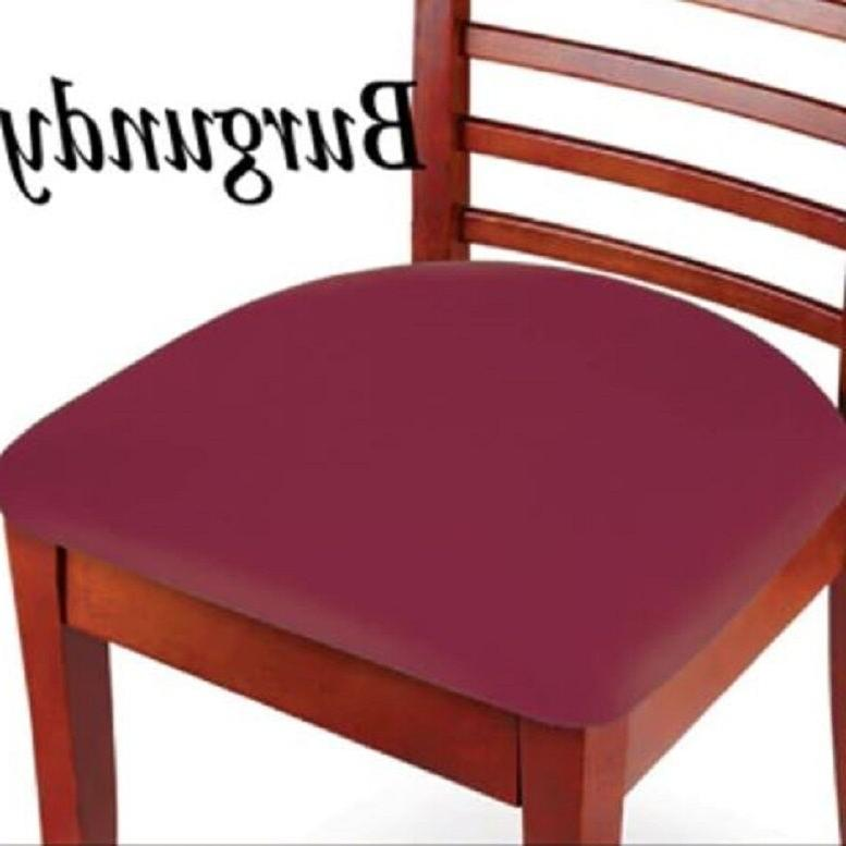Dining Chair Seat Covers Set of Fits Cover