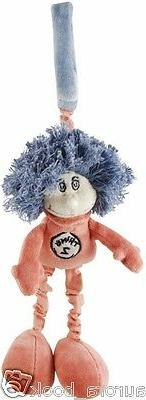 Dr. Seuss Cat in the Hat Thing Two Stroller Toy My Natural C